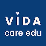 logo VIDA care edu